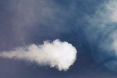 Fondo ahumado de la niebla Foto de archivo libre de regalías
