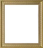 Fondo aislado marco de Art Picture Imágenes de archivo libres de regalías