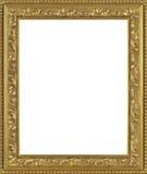 Fondo aislado marco de Art Picture Imagen de archivo libre de regalías