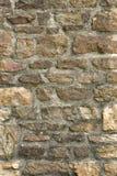 Fondo ajustado de la pared de la roca Fotos de archivo