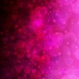 Fondo al San Valentino Immagine Stock Libera da Diritti