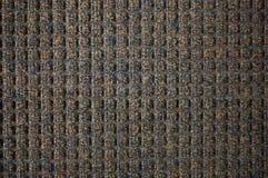 Fondo - alfombra - pequeños cuadrados Fotos de archivo