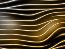 Fondo alinear-curvado, abstracto ilustración del vector