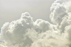 Fondo alto vicino della nuvola Fotografia Stock