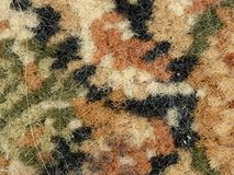Fondo alto vicino della struttura del tappeto fotografie stock