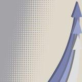 Fondo amarillento abstracto ilustración del vector