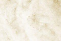 Fondo amarillento claro Textured con el espacio Imagenes de archivo
