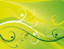 Fondo amarillo Imagen de archivo