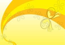 Fondo amarillo libre illustration