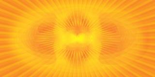 Fondo amarillo abstracto Imagenes de archivo
