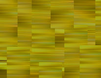Fondo amarillo con los pedazos de textura Imágenes de archivo libres de regalías