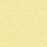 Fondo amarillo de la repetición del modelo de la teja de las pizarras del rectángulo Imagenes de archivo