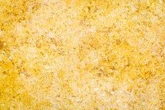 Fondo amarillo de la teja Foto de archivo