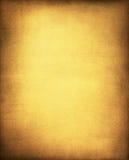 Fondo amarillo de oro Fotografía de archivo