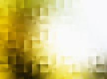 Fondo amarillo moderno ilustración del vector