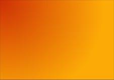 Fondo amarillo-naranja ilustración del vector