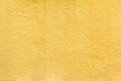 Fondo amarillo rayado Fotografía de archivo libre de regalías