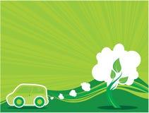 Fondo ambiental Imágenes de archivo libres de regalías