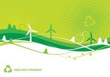 Fondo ambiental Fotos de archivo