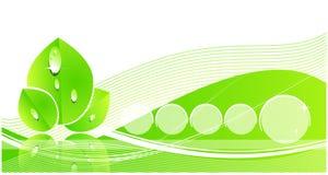 Fondo ambiental ilustración del vector