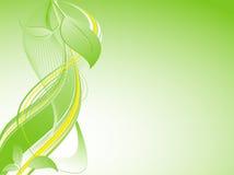 Fondo ambiental del vector Imagenes de archivo