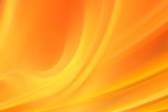 Fondo anaranjado abstracto Fotografía de archivo