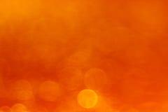 Fondo anaranjado abstracto Imagen de archivo libre de regalías