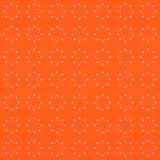Fondo anaranjado abstracto Imagenes de archivo