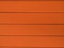 Fondo anaranjado de la pared Fotos de archivo libres de regalías