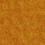 Fondo anaranjado de la repetición del modelo de la teja de las pizarras del rectángulo Fotografía de archivo libre de regalías