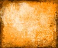 Fondo anaranjado del grunge ilustración del vector