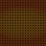 Fondo anaranjado geométrico abstracto para el diseño Fotografía de archivo