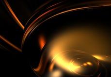 Fondo anaranjado oscuro 01 ilustración del vector
