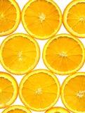 Fondo anaranjado rebanado, de alta resolución Imagenes de archivo