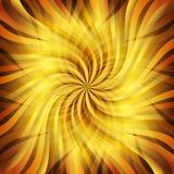 Fondo anaranjado vivo abstracto Foto de archivo libre de regalías