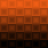 Fondo anaranjado y negro abstracto Ilustración del Vector