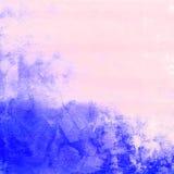 Fondo apenado azul abstracto Foto de archivo libre de regalías