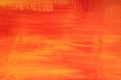 Fondo arancio Immagini Stock Libere da Diritti