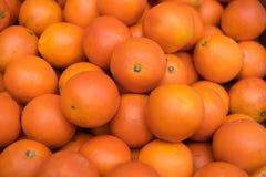 Fondo arancio Fotografia Stock Libera da Diritti