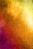 Fondo arancio astratto o fondo rosso con fondo variopinto luminoso con il gradiente di struttura del fondo di lerciume dell'annata fotografia stock