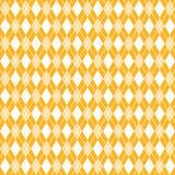 Fondo arancio di Argyle, modello del argyle, carta digitale arancio Immagini Stock