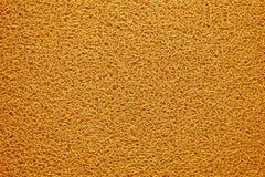 Fondo arancio di struttura dello zerbino Immagini Stock