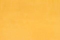Fondo arancio spagnolo di struttura della parete dello stucco Fotografia Stock