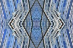 Fondo arquitectónico Fotografía de archivo