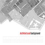 Fondo arquitectónico Fotos de archivo libres de regalías