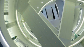 Fondo arquitectónico abstracto Fotos de archivo