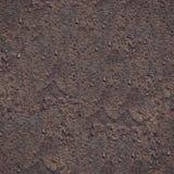 Fondo arrugginito del ferro del metallo senza cuciture di lerciume Fotografie Stock Libere da Diritti