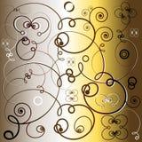 Fondo artístico de lujo libre illustration