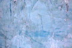 Fondo artico della superficie del ghiacciaio immagini stock