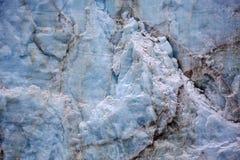 Fondo artico della superficie del ghiacciaio fotografia stock libera da diritti